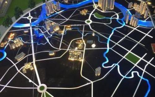 Bán căn hộ 2PN dự án Ascen Plaza chênh 80tr diện tích 72m2 view thành phố quận 1