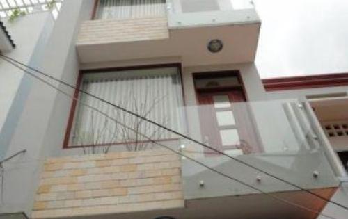 Nhà mới, giá rẻ Bình Thạnh, Đ.Phan Đăng Lưu, 55m2, hẻm xe hơi, 4 tầng, 5.2 tỷ.