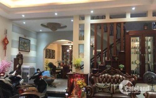 Bán nhà đường  Nguyễn Văn Đậu, 72m2, nhà mới 4 lầu, ô tô vào nhà, giá 8.3 tỷ