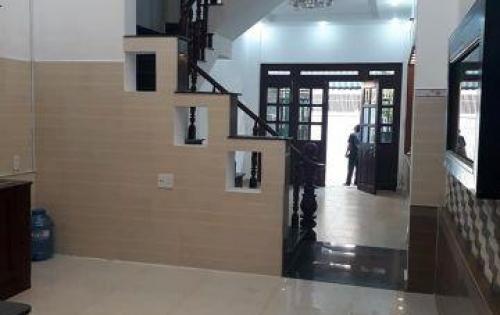 Nhà mới như ô mô matiz, trệt + lầu, 40m2, hẻm đẹp rộng rãi, sát Phạm Văn Đồng.