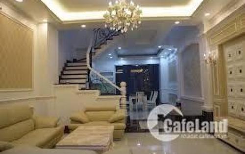 Bán nhà 8 tỷ, xe hơi vào nhà, đường Trần Bình Trọng,76m2 x 4 tầng.