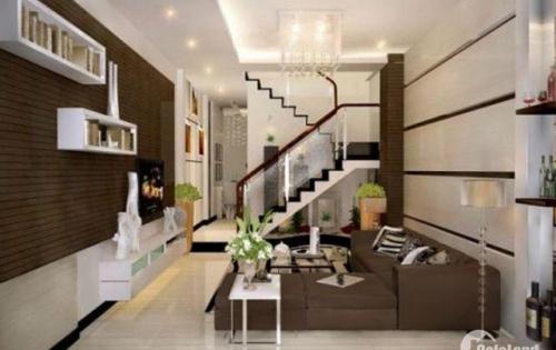 Bán gấp nhà Đ.Phan Văn Trị, 50m2,4 tầng, HXH, GIÁ CHỈ 4.7 TỶ,Bình Thạnh.