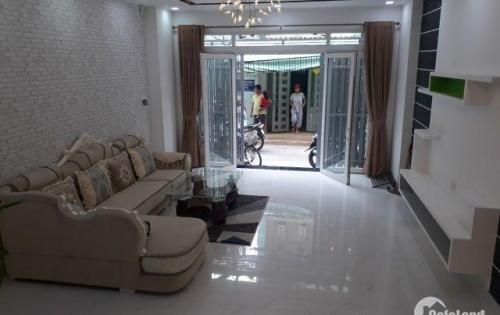 Chính chủ bán nhà Đ.Nơ Trang Long, Bình Thạnh, 54m2,3 tầng, HXH,giá 4.8 tỷ