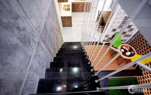 Bán nhà 1 trệt 1 lầu khu tái định cư tiểu dự án Nhi Đồng