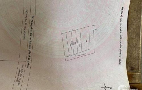 chính chủ cần bán đất hòa thọ tây kiệt ô tô 4 mét giá rẽ
