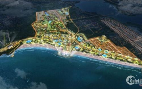 Nhà phố biển Paragrus Cam Ranh lần đầu xuất hiện gần sân bay Cam Ranh