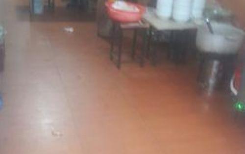 Nhượng quán cháo lòng - Bún đậu mẹt tại Trần Cung, Hoàng Quốc Việt.