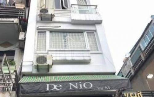 Nhà mặt phố Trần Đăng Ninh 51m2 x 5 tầng 14 tỷ bán nhanh