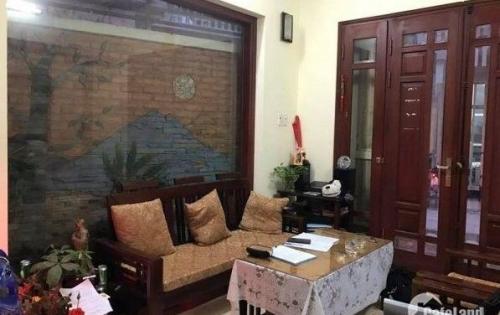 Nguyễn Phong Sắc: Phân Lô cán bộ- Nhà Đẹp - Về Ở Luôn, DT 45m*4 tầng, MT 4,2 m.