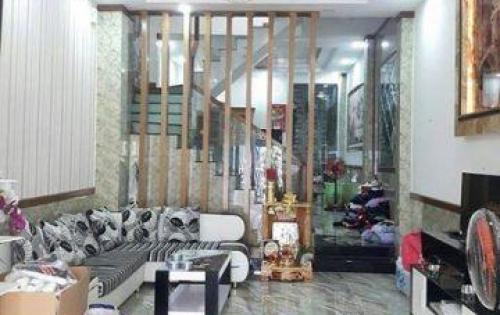 Bán nhà riêng Cầu Giấy, Hà Nội 40m2*6Tầng. Đầy đủ nội thất chỉ về ở.