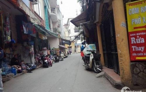 Bán nhà riêng, kinh doanh ở Nguyễn Khang, DT 36m, giá 4.9 tỷ.