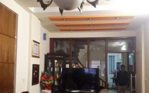 Cần bán nhà phố Nguyễn văn huyên ô tô đỗ cửa giá 4,2 tỷ