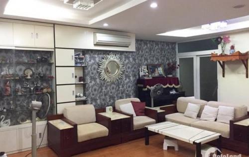 Bán căn hộ được phân, dự án 60 Hoàng quốc việt, căn 100m2 giá 30tr/m2.