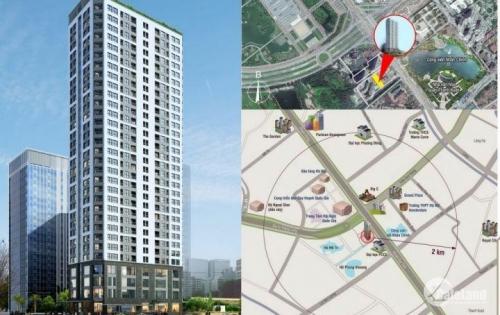 Bán căn số 7 tầng 6, Vinata Tower 289 Khuất Duy Tiến, giá 32.7 tr/m2