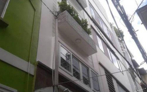 Nhà phân lô góc Mai dịch 48m2, kinh doan, vỉa hè 3m, 5 tầng, mặt tiền 4m. có gara, giá nóng 8.2 tỷ.