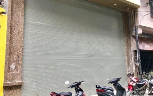 Bán tòa nhà 9 tầng x 75m2 mặt phố Nguyễn Ngọc Vũ 29.5 tỷ