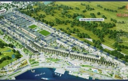 Siêu phẩm Shophouse ven biển Đà Nẵng chỉ từ 1,3 tỷ/lô, mặt tiền Võ Nguyên Giáp