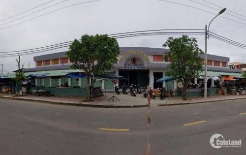 Bán đất mặt tiền chợ Thanh Quýt( Điện Thắng Trung) đường 6m và 10m, giá 1t5 đến 2t3. Lh 0985146345