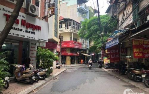 Bán nhà Huỳnh Thúc Kháng, ô tô, vỉa hè, thang máy, 60m2, 5 tầng, kinh doanh đỉnh, 14.5 tỷ.