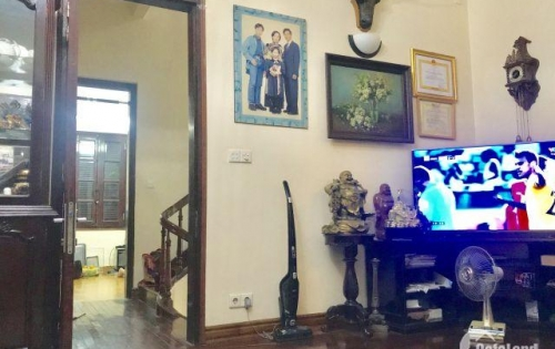 Nhà 2 Mặt Tiền 6,6m Vũ Ngọc Phan kiến trúc Pháp 75m2x5 tầng 15,5 Tỷ.