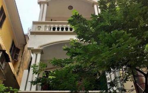 Nhà PHÂN LÔ phố Tôn Đức Thắng 76m2 x 4 tầng ngõ oto đi - LH: 0976094199
