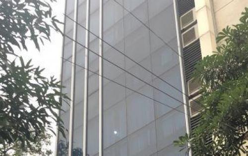 Nhà Cát Linh, Đống Đa, thuê 150 triệu/tháng, gần 90m, 10 tầng thang máy, hầm. LH 0966311810
