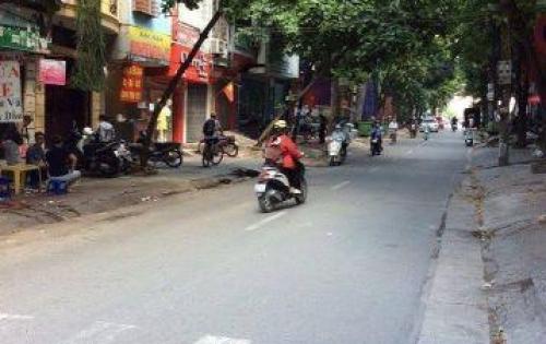 Chỉ 19 tỷ có nhà mặt phố Trần Quang Diệu, 65m2x7 tầng thang máy, mt 5m, kinh doanh sầm uất