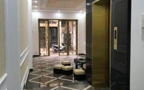Bán nhà thang máy Bích Câu Cát Linh, 40m2x 7 tầng, giá 5,8 tỷ có thương lượng