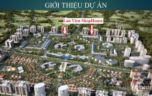 Nhà phố thương mại và biệt thự Lan Viên, nơi nguồn sống hội tụ - sinh lộc phát tài