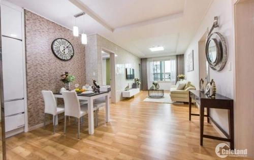 Bán căn hộ 95.54m2 chung cư Hàn quốc Booyoung, cửa vào Tây Bắc giá 26.5 triệu/m2