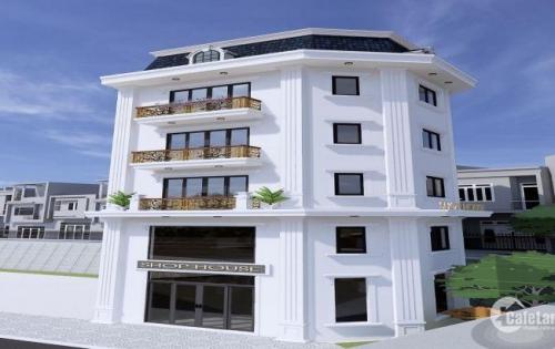 Nhượng mặt bằng kinh doanh khách sạn ở Hạ Long – 18 tỷ, 6 tầng