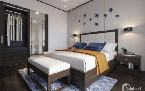 Bán căn hộ 2 PN, full đồ 5 sao tại Doji Hạ Long - cắt lỗ 800 triệu