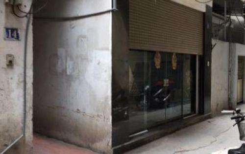 Bán nhà 50m2, 5 tầng đang Kinh doanh  cực đẹp, giá cực yêu 4,6 tỷ đường Lê Thanh Nghị