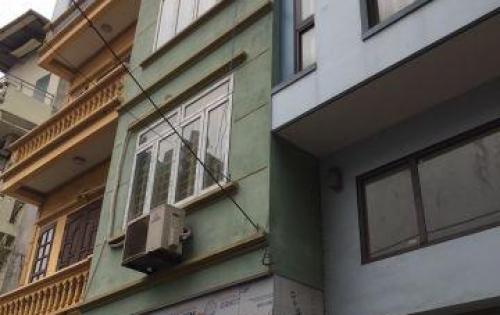 Bán  nhà 48m2*4 tầng, 2 mặt thoáng, ngõ ô tô, Kinh Doanh Đỉnh, giá chỉ 3,2tỷ.