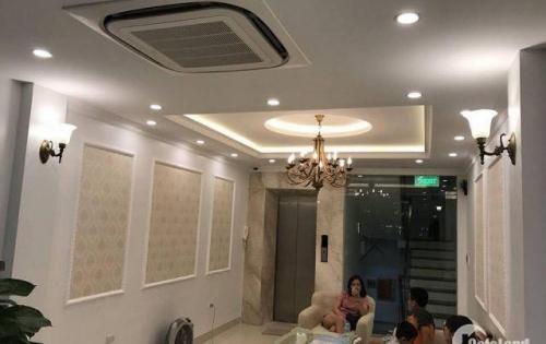 Bán nhà mặt phố Lạc Trung, Hai Bà Trưng: 98m2, 8 tầng, thang máy, giá 20.5  tỷ