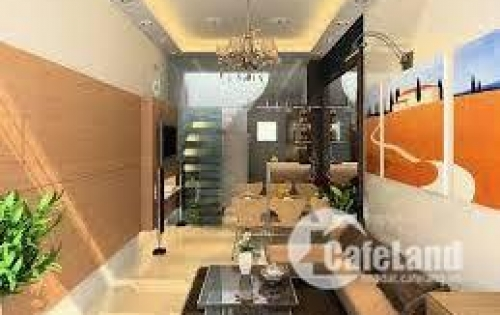 Nhà ở ngõ Thống Nhất 40m2x5tầng mặt tiền 4m. giá 3 tỷ.
