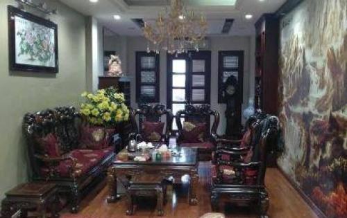 Bán nhà đẹp phố Kim Ngưu thuận lợi cho việc kinh doanh buôn bán, 90m2 x7 tầng với giá 18.6 tỷ.