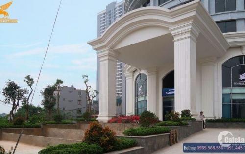 Sunshine Garden - Căn hộ 82m² giá chỉ từ 2,5 tỷ, tặng nội thất 150 triệu LH: 0969.568.550