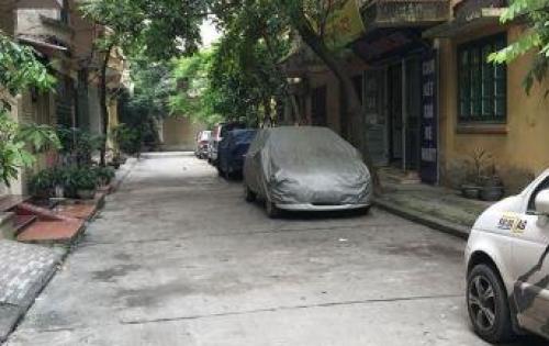 Bán nà Minh Khai 50m2x4T, ô tô vào nhà, giá 6,8 tỷ