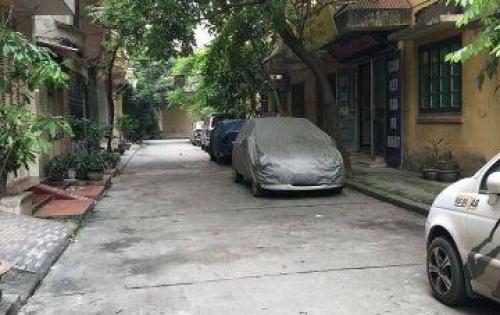 Bán nhà Minh Khai mặt tiền 4m 50m2 ô tô đỗ thoải mái giá chỉ 6,8 tỷ