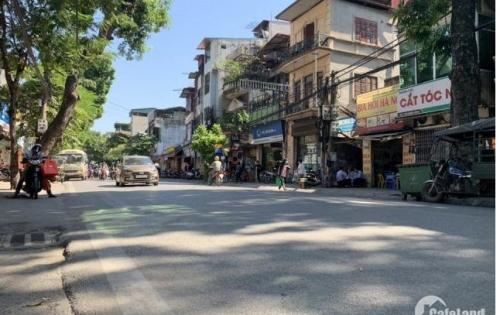 Bán nhà mặt phố Minh Khai lô góc, gần Times City, mặt tiền 8m, diện tích 112m
