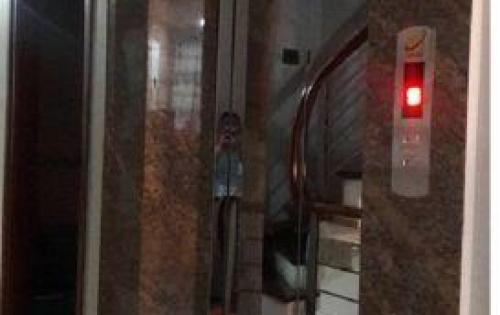 Bán nhà Mp Bà Triệu, DT 188 m2, 7 tầng thang máy,  43.5 tỷ. LH: 0947912017