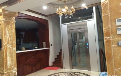 Bán gấp nhà 8 tầng mặt phố Ngô Thì Nhậm, 142 m2. Giá 40.5 tỷ