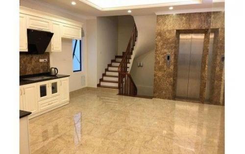Mặt phố Trần Nhân Tông, DT 120 m2 x 8 tầng thang máy. Giá 45 tỷ, kinh doanh khách sạn, VP