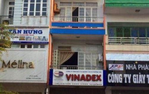 Cho thuê nhà mặt tiền đường Lê Duẩn
