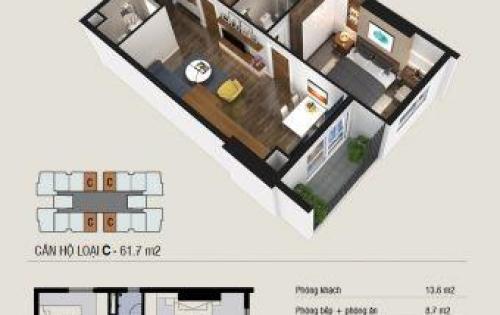 Ra hàng đợt đầu dự án Thăng Long Capital giá 17.5tr/m2, Ck 5%, Vay Ls 0%. LH 0988.980.469