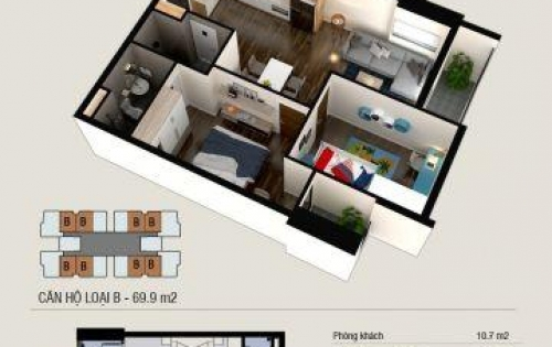 Chỉ 1.2 TỶ sở hữu ngay căn2PN 70m2 Thăng Long Capital cách Trần Duy Hưng 10p LS 0% LH 0972461892