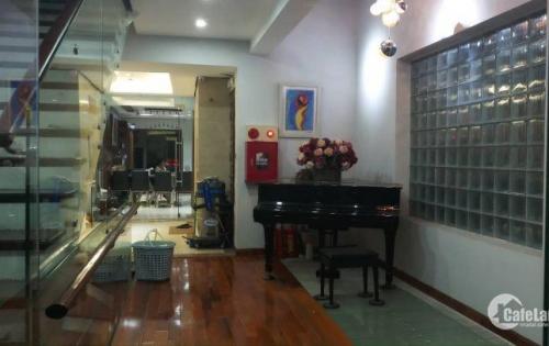 Bán nhà mặt phố Cửa Nam, quận Hoàn Kiếm 100m2 x 6 tầng, MT 6m giá 28 tỷ