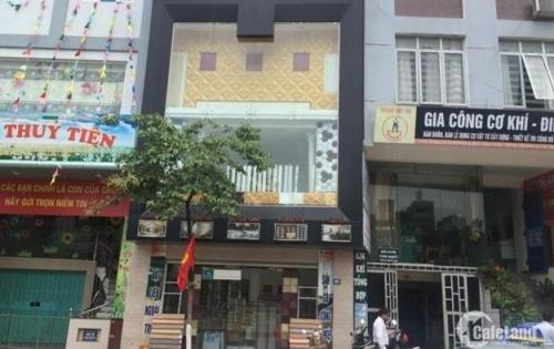 Bán nhà Hoàn Kiếm - VIP Mặt phố Hai Bà Trưng 16 tỷ, 16mx4T.