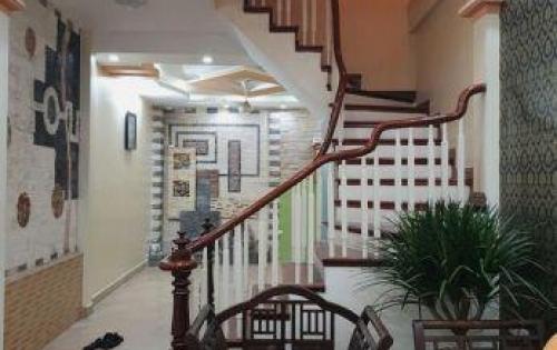 Bán nhà đẹp Định Công Thượng, Hoàng Mai, 45m3, 4 tầng, ngõ 3 gác, 2.6 tỷ.